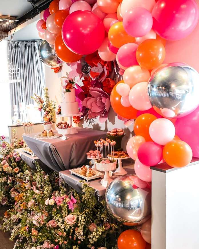 The Insider: Adorable Photos From LeToya Luckett-Walker's Butterfly Themed Baby Shower 6