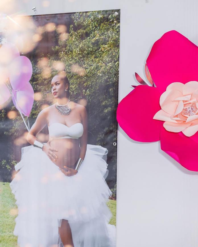 The Insider: Adorable Photos From LeToya Luckett-Walker's Butterfly Themed Baby Shower 7
