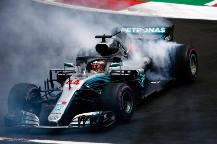 Lewis Hamilton Crowned Formula One World Champion For Fifth Time 2