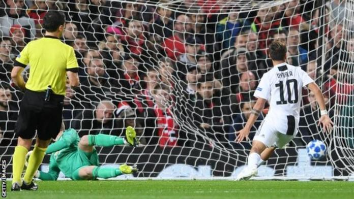 Cristiano Ronaldo And Paulo Dybala Combine As Juventus Outclass Manchester United At Old Trafford 1