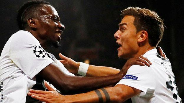 Cristiano Ronaldo And Paulo Dybala Combine As Juventus Outclass Manchester United At Old Trafford 3