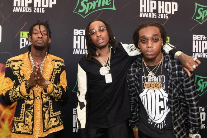 "Hip-Hop Group Migos Sued For Reportedly Stealing Hit Song ""Walk It Talk It"" 3"