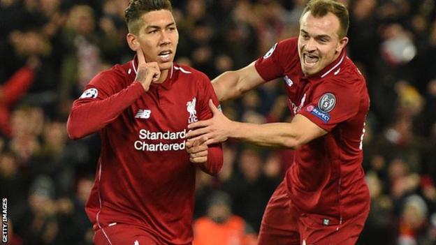 Liverpool 4 Red Star Belgrade 0: Mo Salah Sublime Double Helps Liverpool Win Over Serbians 2