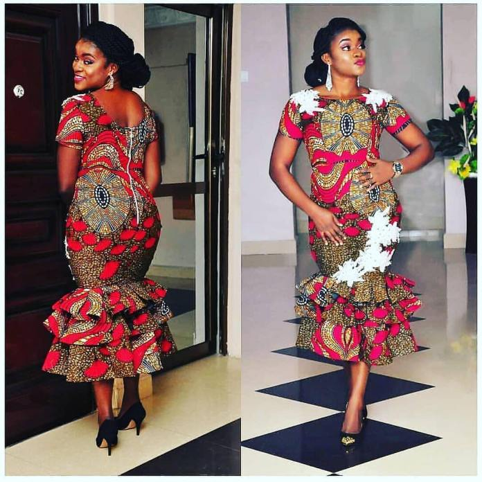 Ankara Styles: Modern Styles To Start Your Week With 1