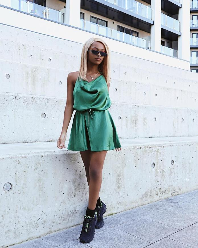 KOKOnista Of The Day: Mpho Lebajoa's Style Is Catchy And Juicy 1