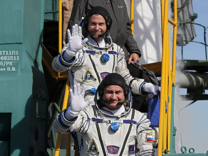 Miracle! Astronauts Crash Land Back To Earth After Rocket Malfunction On Way To International Space Station 1