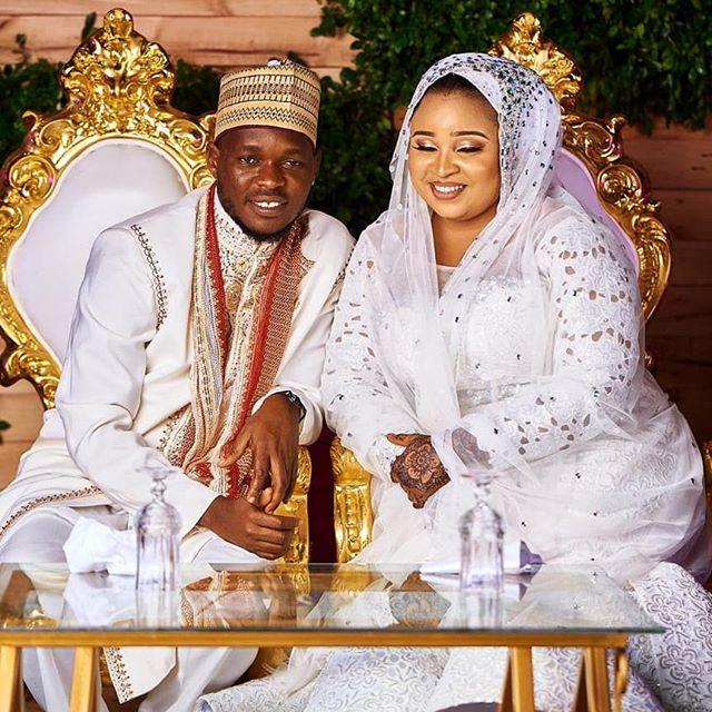Okiki Afolayan wedding koko tv ng
