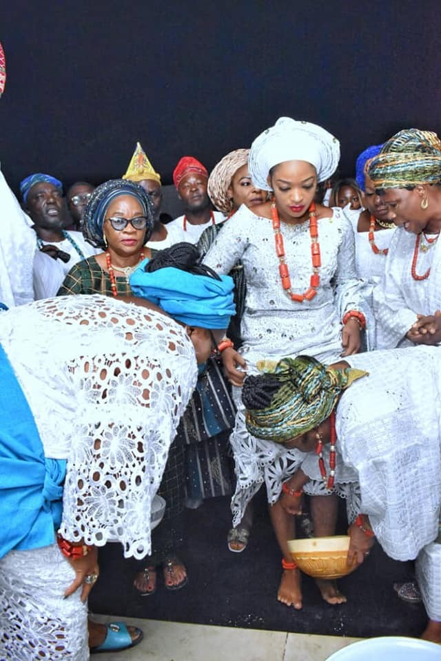 The Insider: More Photos From The Ooni Of Ife's Wedding Ceremony 1