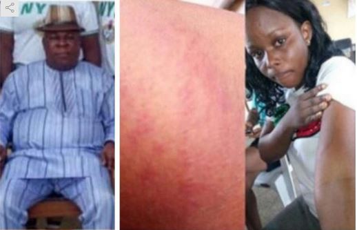 It Was Out Of Anger - Principal Apologises For Flogging Corps Member 1