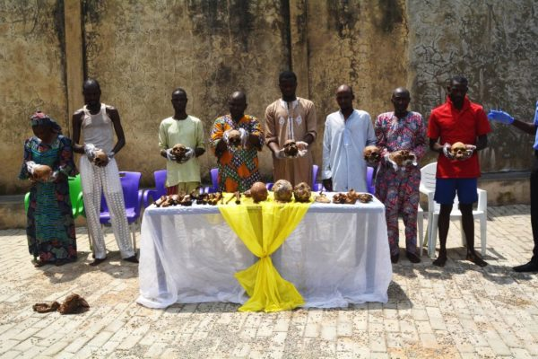 How We Sold 31 Human Heads And Body Parts To Prominent People -  Arrested Ritualists Confesses 1