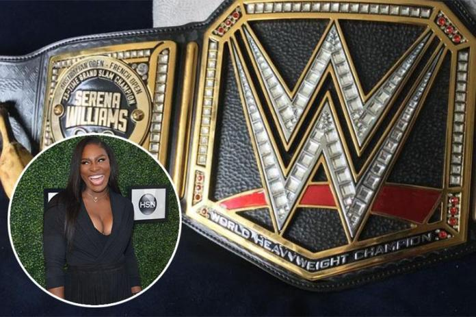 Serena Williams Wanted By The WWE To Step Into The Ring And Become A Wrestler 2