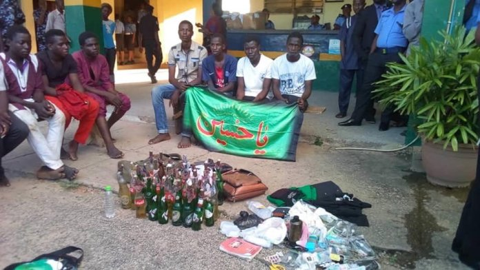 Protest: 400 Shi'ite Members Arrested And Detained In Abuja 1