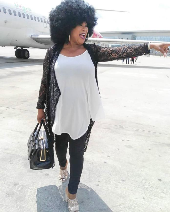 WCW: Fearless & An Epitome Of Motherhood Are The Right Words To Describe Sola Shobowale 2