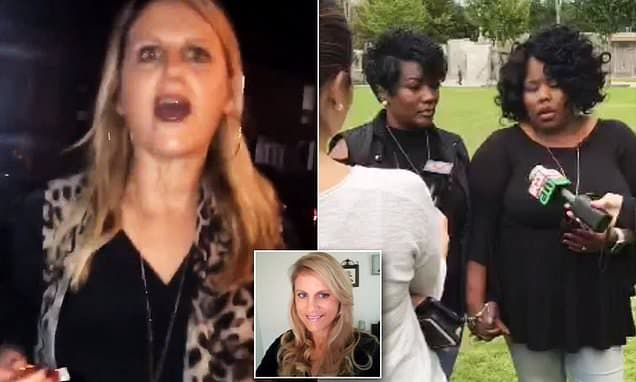 I'm White, I'm Hot! Racist Sacked From £100,000 Job After Rant At Black Sisters 1