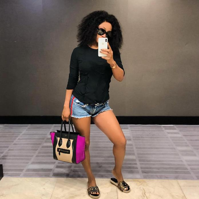 5 Times Toke Makinwa Has Given Us Weekend Outfit Inspirations 5