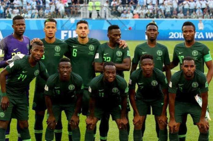 Chukwu Believes Nigeria Has Everything To Qualify For AFCON 2019 2