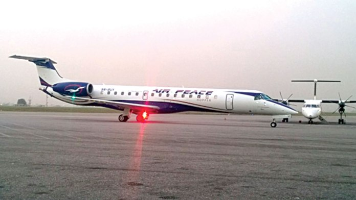 Emergency Landing! Air Peace Averts Major Air Disaster On Lagos-Owerri Flight 1