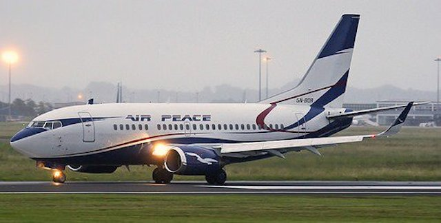 Emergency Landing! Air Peace Averts Major Air Disaster On Lagos-Owerri Flight 2