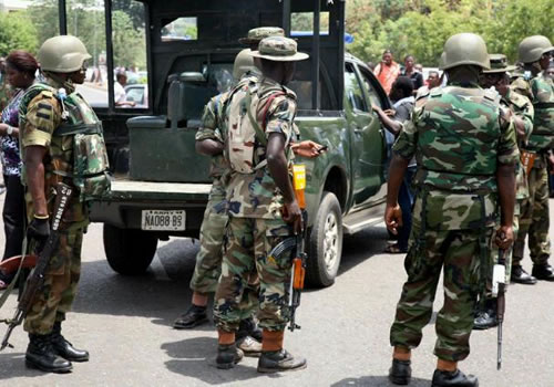 Sad! Army Finds Body Of Missing General In A Well 2
