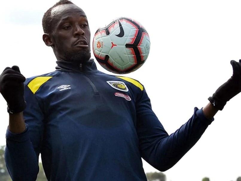 Ange Postecoglou Express Doubt Over Bolt Footballing Career 3