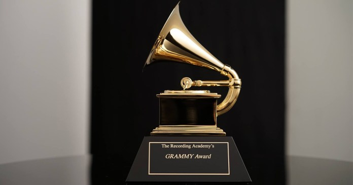 2019 Grammy: Checkout The Full Nominees List 1