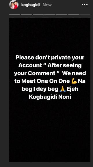 I Will Hunt You Down - Kogbagidi Threatens Those Disrespecting Him On Social Media 2