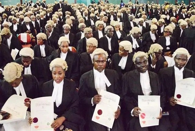 Best Ever! 161 Graduates With First Class From Nigerian Law School 3