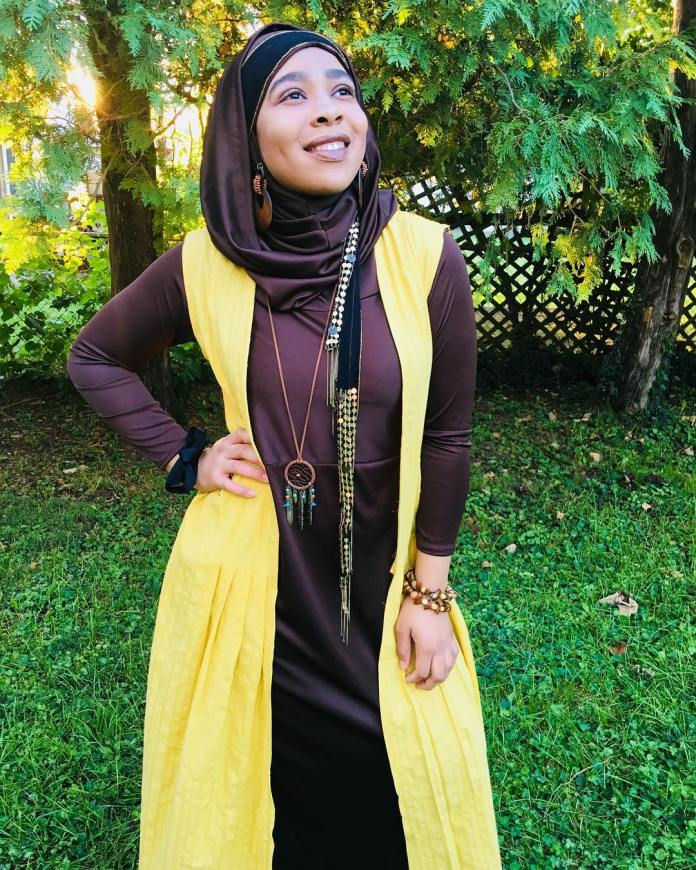 Muslimah Style: Laylah Gorgeously Slays In Beautiful Modest Outfits 1