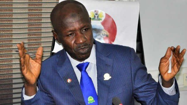 EFCC chairman, Magu