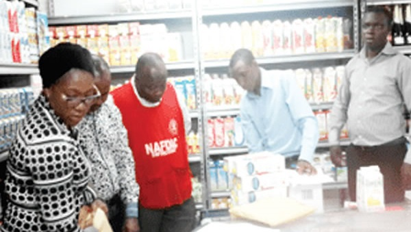 NAFDAC Checks All Markets & Ports For Drugs Made From Babies Flesh 2