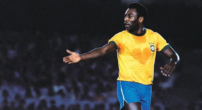 Happy 78th Birthday To Edson Arantes do Nascimento A.K.A. Pelé 4