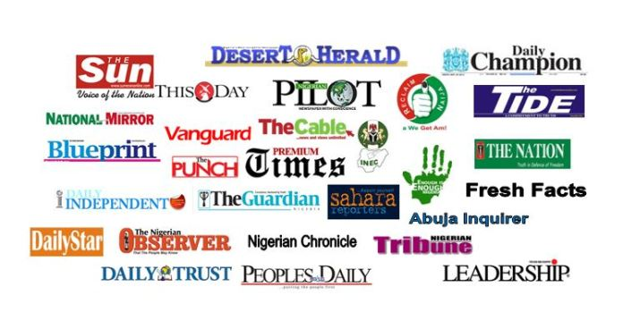 I'm Very Disappointed In The Nigerian Press - President Buhari 1