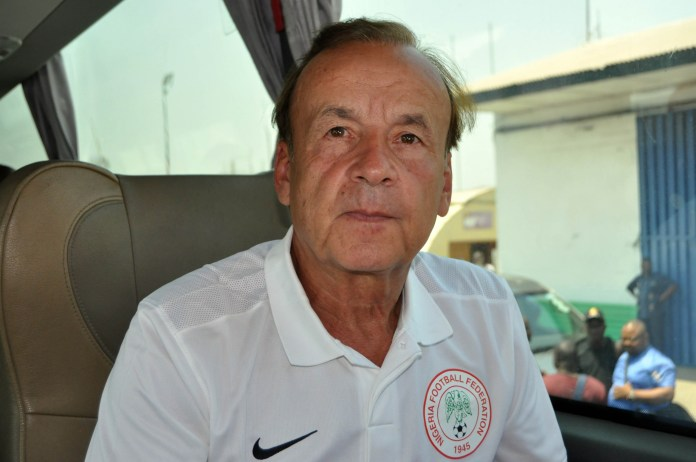 I Can't Promise Nigerians To Lift The 2019 AFCON In Cameroon - Rohr 2