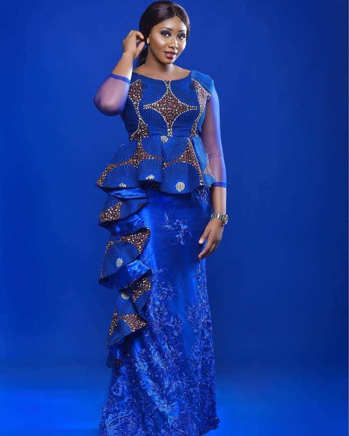 Aso Ebi Style: Unconventional Styles You Will Totally Adore 1