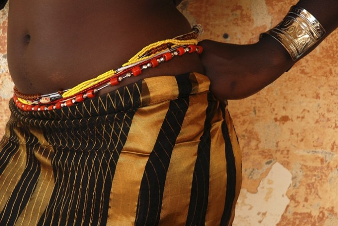 Strictly Ladies: Why Guys Should Think Twice Before Sleeping With Waist Beads Ladies 1