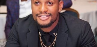 Alex Ekubo Shares Rare Picture Of Cute Dad, Pens Don Words To His Unborn Son