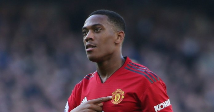 I Am Loving My Time At This Club - Anthony Martial Signs New Long-term Manchester United Contract 2
