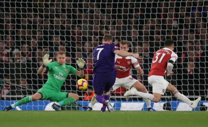 Arsenal 1 Liverpool 1: Alexandre Lacazette Wonder Strike Earn Gunners A Point After James Milner's Opener 2