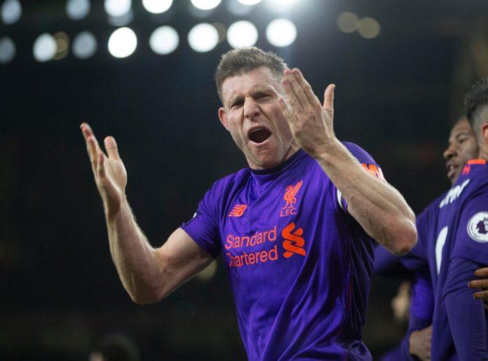 Arsenal 1 Liverpool 1: Alexandre Lacazette Wonder Strike Earn Gunners A Point After James Milner's Opener 3