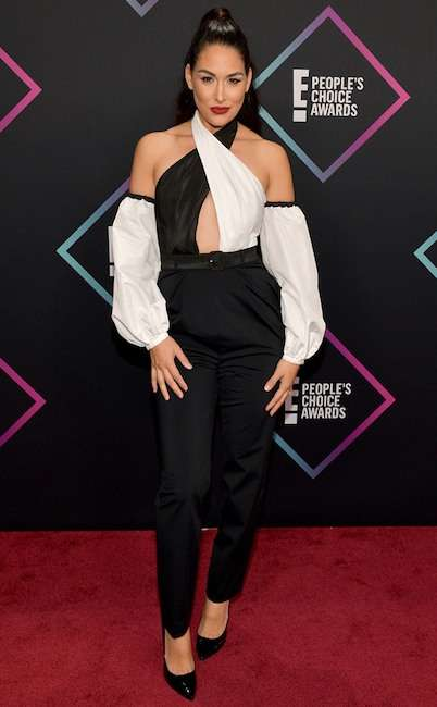 2018 People's Choice Award: See The Best Dressed Celebrities On The Red Carpet 5