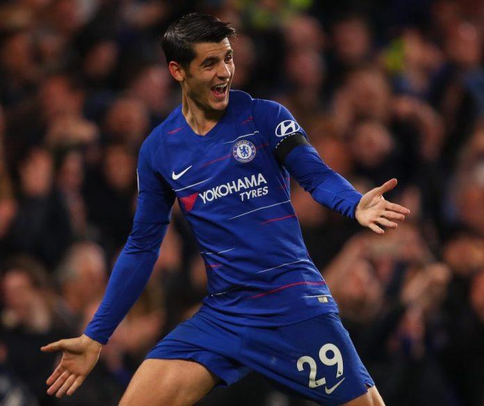 Chelsea 3 Crystal Palace 1: Alvaro Morata Scores Double To Sink The Eagles At Stamford Bridge 1
