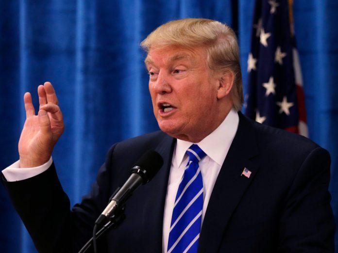 Donald Trump Sarcastically Shades Whistleblowers On Impeachment