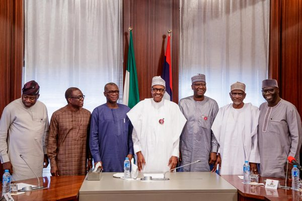 FG Has Been Generous To State Governors Says, Buhari 2