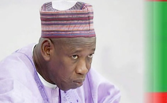 #PresidentialResults: Ganduje Commends Kano State Electorate For Voting For Buahri, And APC At The NASS 3