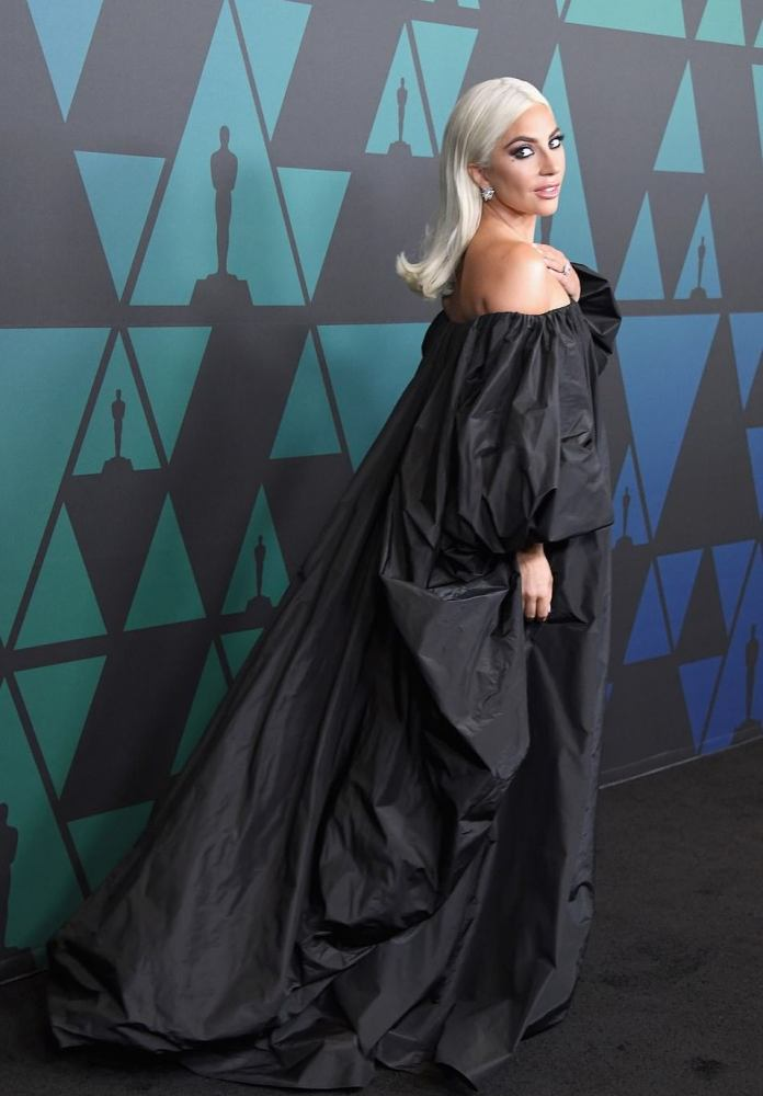 Lupita Nyong'O, Emma Stone, Lady Gaga Slay For The Governors Awards 3