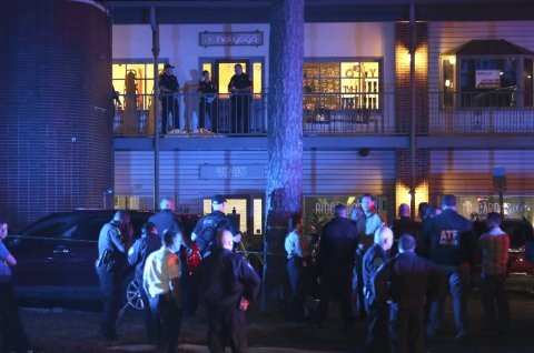 Two Dead, 5 Wounded As Gunman Open Fire At A Yoga Studio 1