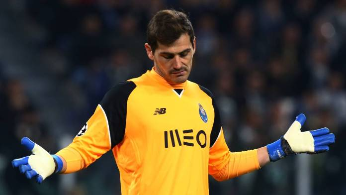 Former Real Madrid Goalie Iker Casillas Discharged From Hospital After Heart Attack 2