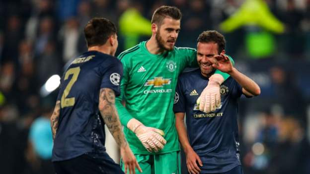 Juventus 1 - 2 Manchester United: Dramatic Late Goals Give Red Devils Victory In Turin 3