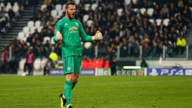 Juventus 1 - 2 Manchester United: Dramatic Late Goals Give Red Devils Victory In Turin 6