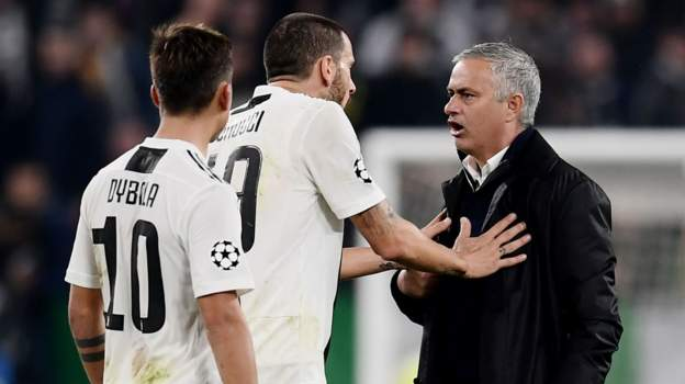 Juventus 1 - 2 Manchester United: Dramatic Late Goals Give Red Devils Victory In Turin 10